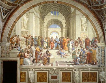 ラファエロは西洋絵画のお手本!その魅力に迫る。