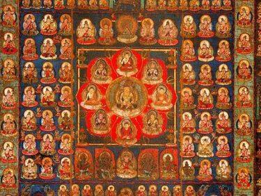 曼陀羅とは大日如来の真理を伝える装置だった!その密教の奥義に迫る。