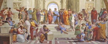 ラファエロ「アテネの学堂」が名作といわれる理由