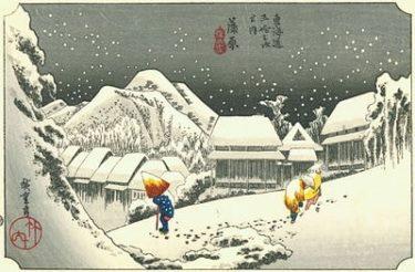 歌川広重は日本のみならず、海外でも人気。その風景画の魅力とは?