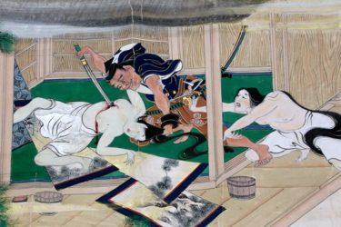 「奇想の画家」岩佐又兵衛の奇想天外な生涯に迫る。