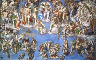 ミケランジェロ「最後の審判」が西洋美術における最高傑作の一つといわれる理由